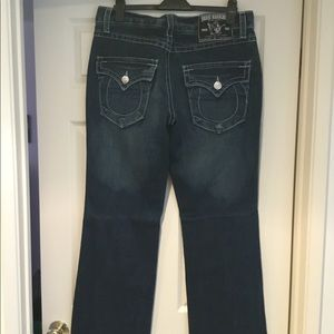 True Religion Jeans - Billy Big T, Sz 36